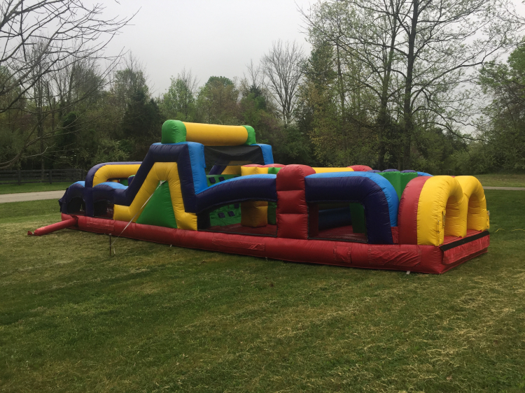 Obstacle Courses & Interactives