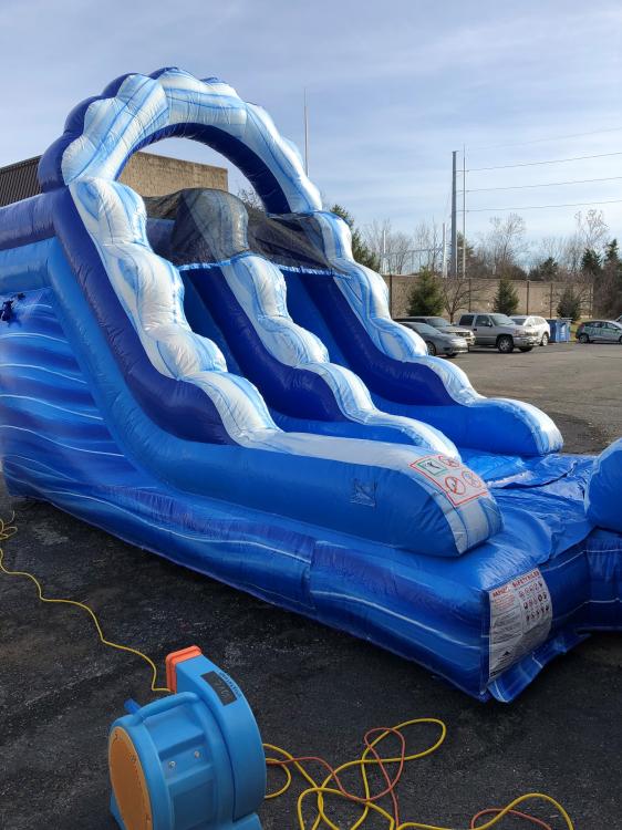 12 Junior Slide