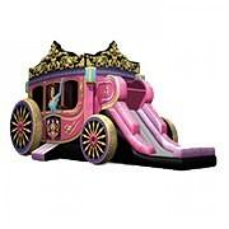 Princess Carriage Deluxe Playground